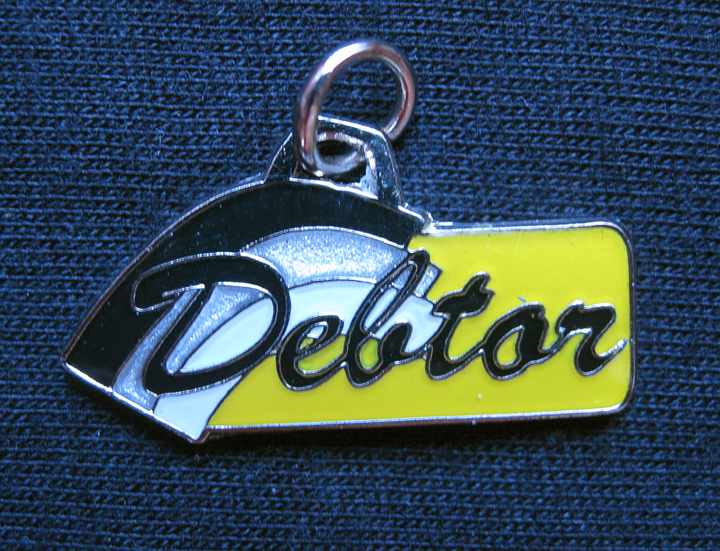 SWAG Debtor charm